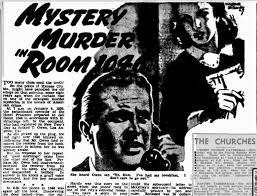 murder in room 1046